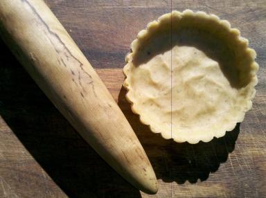 Walnut pastry cases