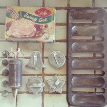 Treasures in my Grandparents' kitchen