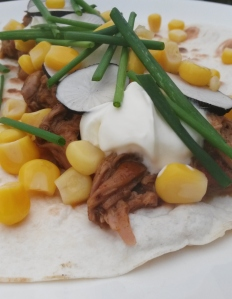 Wallaby taco