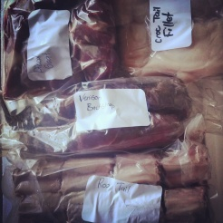 My parcel of meat from Something Wild