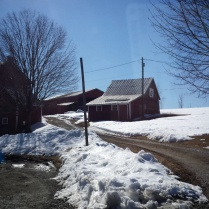 The old sugar house