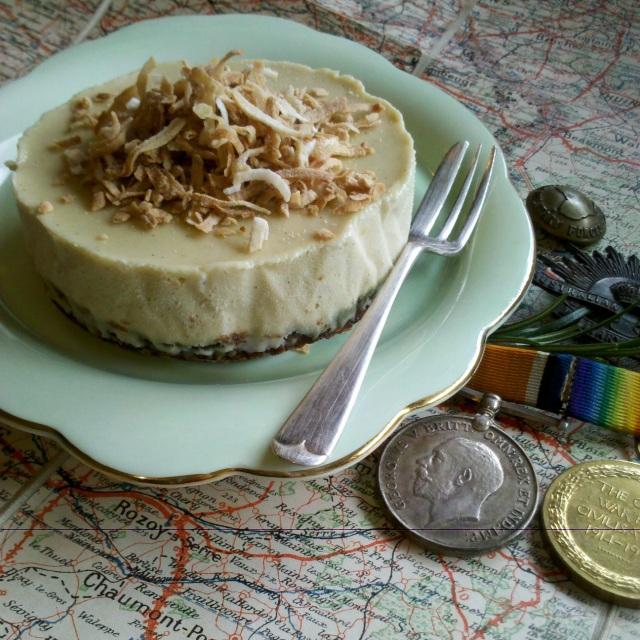 ANZAC cheesecake
