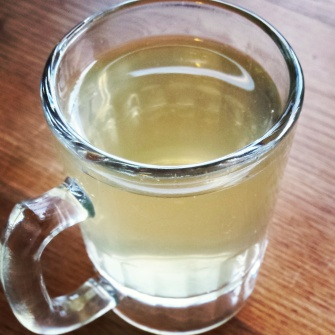 Wild apple cider