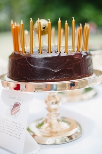 Chocolate cake (photo by Pobke Photography)