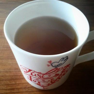 Blackberry leaf tea