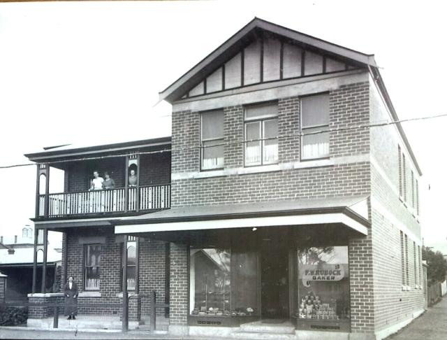 Rubock family bakery in Burnie